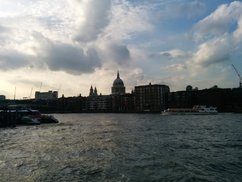 St. Paul's and the Thames