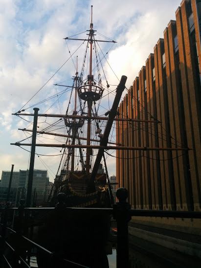 The Golden Hinde