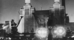Battersea Power station 1951