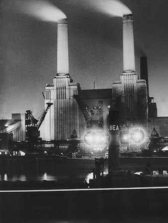 22 Amazing Historic Photos Of The Battersea Power Station