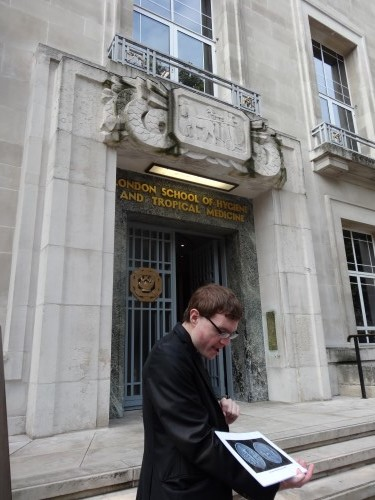 Art Deco in Bloomsbury Walking Tour By Yannick Pucci Review
