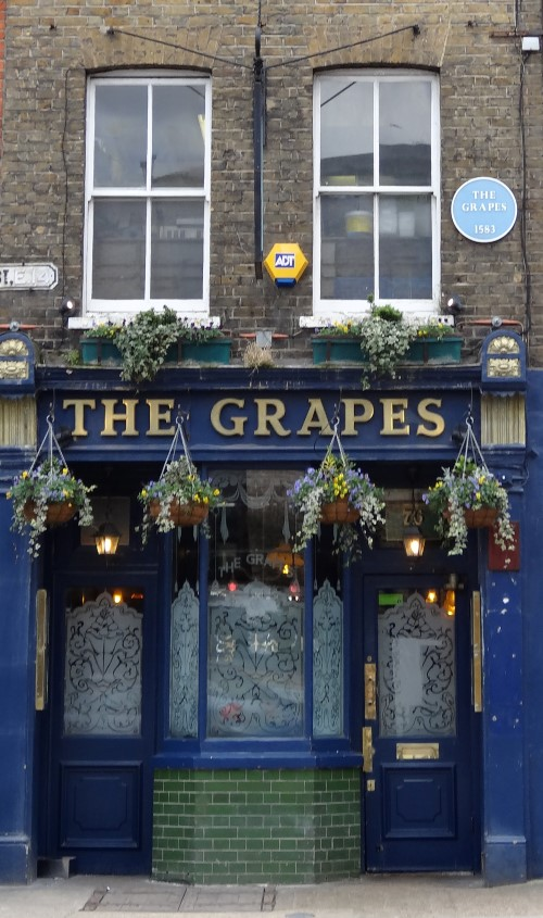 One of the oldest and best pubs in London
