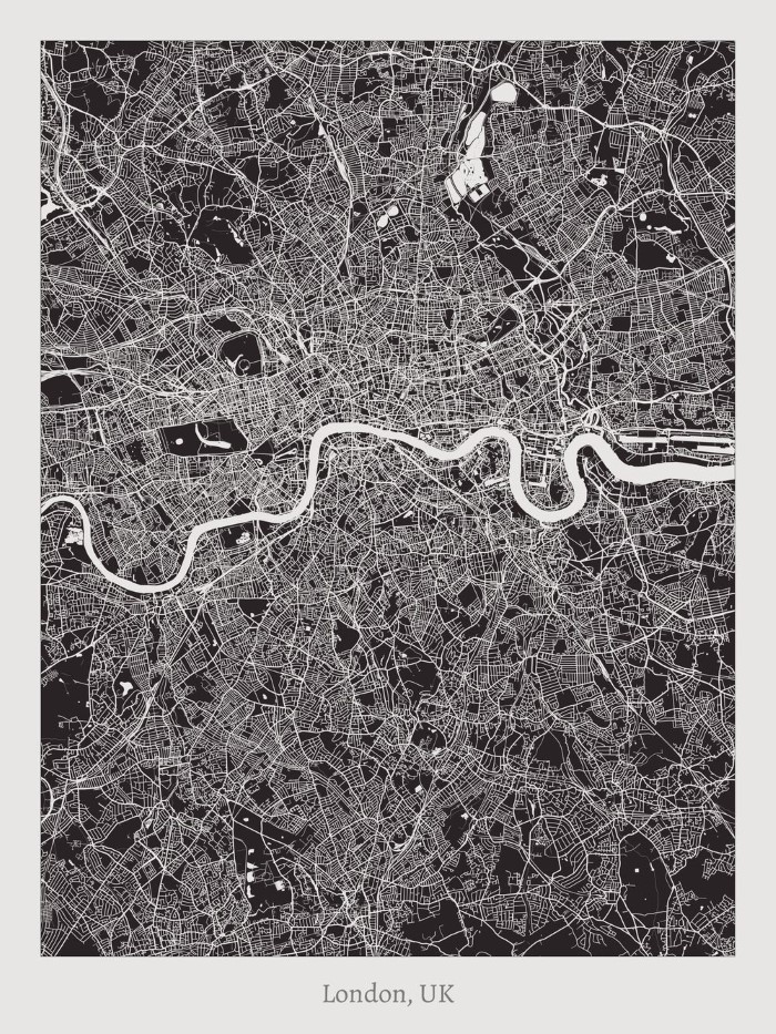 chocolate-map-of-london