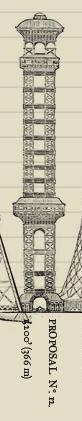 Great Tower For London Design No.12