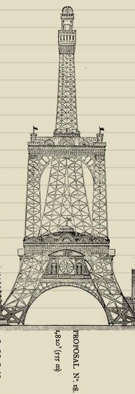Great Tower For London Design No.18