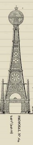 Great Tower For London Design No.64