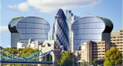 The latest addition to London's skyline