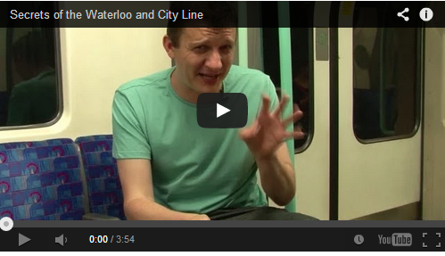 Secrets of the Waterloo and City Line By Geoff Marshall