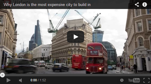 Why Is It So Expensive To Build In London?